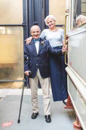 Peter + Greet | happily married for 55 years