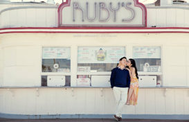 Christian and Sasha's New Mexico Engagement by Axioo