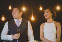Yessa & Miguel's Wedding at Semara Luxury Villa Bali