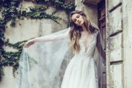 Sabrina Dahan Fall 2016 Wedding Dresses