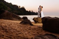 Tarika & Nick's Luxurious Wedding in Phuket