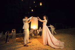 Victoria & Aston's Dream Wedding in Phuket