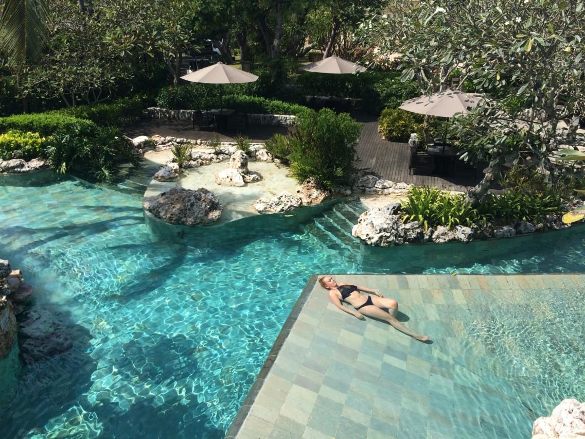 river-pool