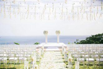 Alex & Andy's Cyprus Inspired Island Wedding