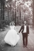 Dave & Dani's Rustic Bohemian Wedding in Western Australia