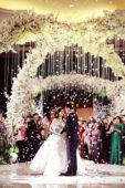 Erick & Inezia's Enchanting Fairy Tale Wedding