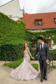 Jimmi & Dora's Fairy Tale Pre-wedding By Axioo