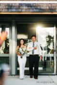 July & Edgar's Sunset Wedding