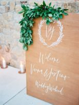 Verna & Justin's Beautiful Garden Wedding