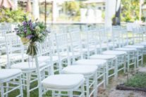 Khao Oat & Big's Laid Back Countryside Wedding