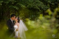 Lanie & Howel's Forest Wedding In Japan