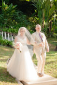 Harriet and Paul's Beachfront Wedding In Phuket