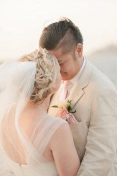 Harriet and Paul's Beachfront Wedding In Phuket