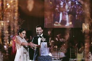 Jinesh & Ekta's Traditional Indian Wedding