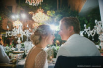 Tommi and Audrey's Delightfully Charming Wedding