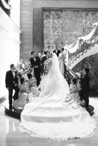 William & Olga's Luxurious Wedding