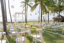 Lucinda & Jethro's Casual Chic Beach Vibe Wedding