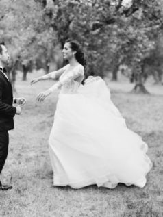 Camelia & Mark's Dreamy Wedding