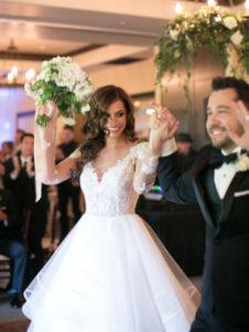 Camelia & Mark's Dreamy Wedding