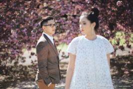 Kalvin & Olivia's Pre-Wedding In Japan