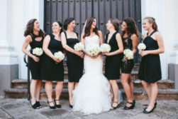Laura & David's Historical Wedding in Puerto Rico