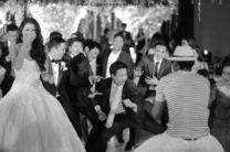 Steve & Roberta's Grand Wedding in Bali