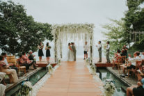 Alex & Andy's Sunset Ceremony in Phuket