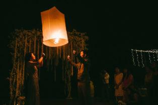 Alex & Andy's Sunset Ceremony in Phuket