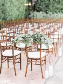 Kelly & Steve's Intimate Garden Wedding in San Juan Capistrano