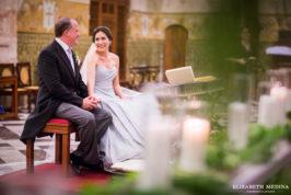 Lizbeth & Massimiliano's Old World Charm Wedding