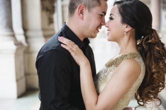 Matthew & Olivia's Romantic Pre-Wedding