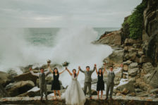 Alex & Andy's Intimate Island Wedding In Phuket