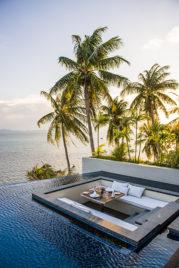Thailand Destination Wedding: Conrad Koh Samui