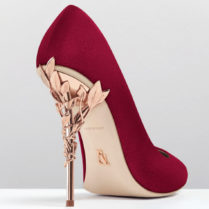 Ralph & Russo has outdone our love for Blush heels