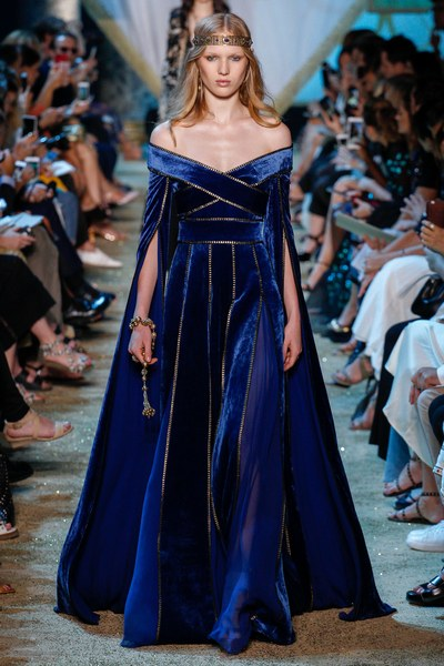 Elie Saab Couture Fall 2017/2018