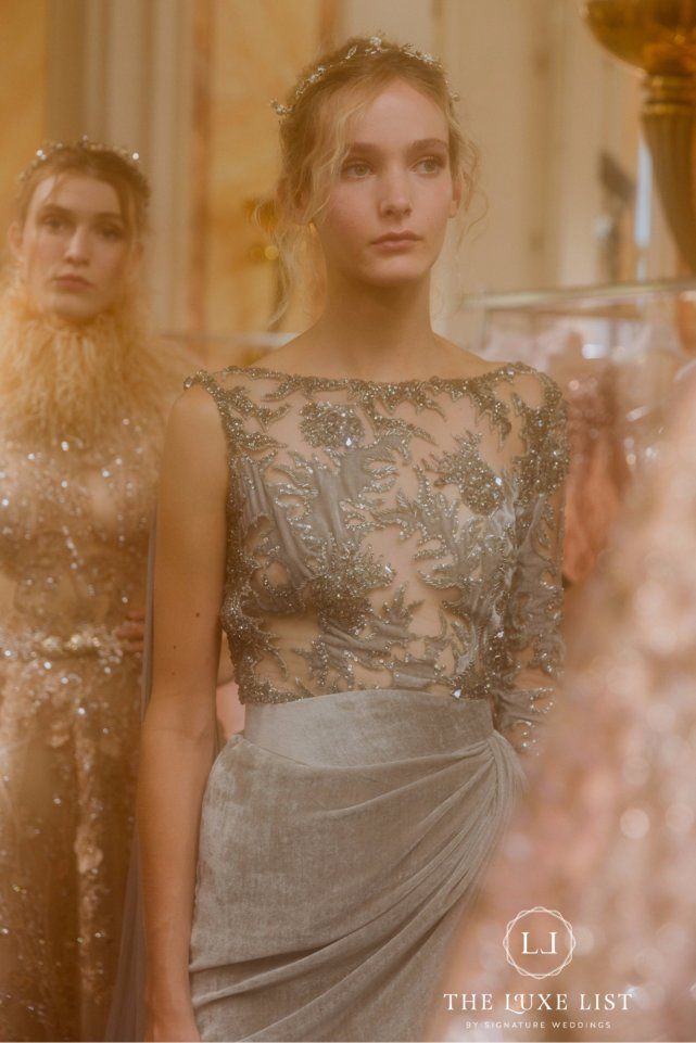 Zuhair Murad Couture Fall16 backstage(22)