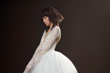 wedding-dresses, style-fashion, lookbook - VERA WANG: Spring 2018 Bridal Collection
