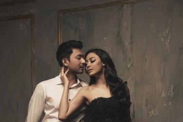 wedding, malaysia, indonesia, engagement, celebrity - Miss Universe Indonesia Whulandary Herman engaged to Malaysian Nik Ibrahim