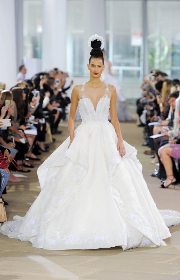 INES DI SANTO: Spring/Summer 2018 Bridal Collection