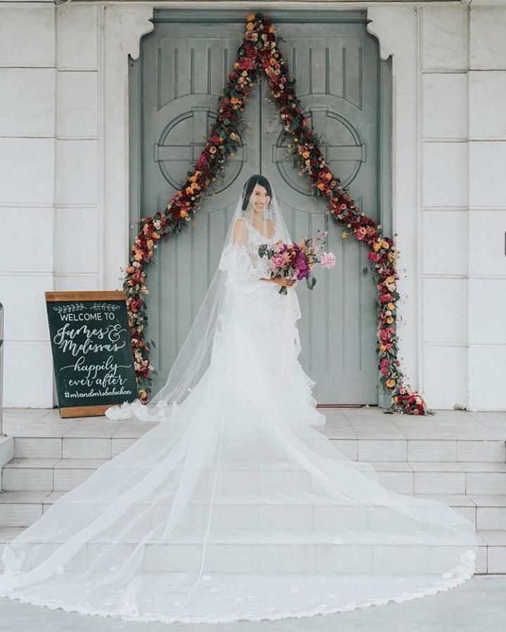 A guest claimed 'I felt cheated'. Instagram star Melissa Koh's wedding draws unwanted flak.