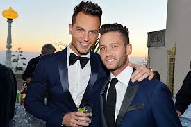 wedding, global-wedding, celebrity - Josh Flagg weds Bobby Boyd in Beautiful Beverly Hills Wedding