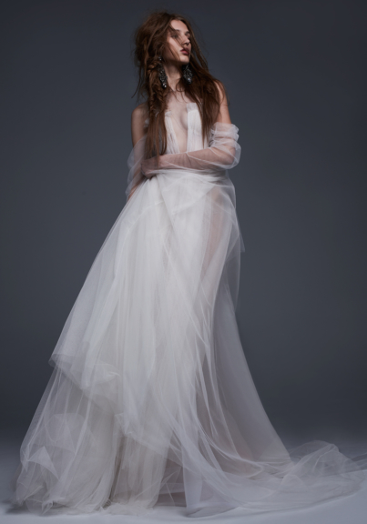 VERA WANG: Spring 2018 Bridal Collection