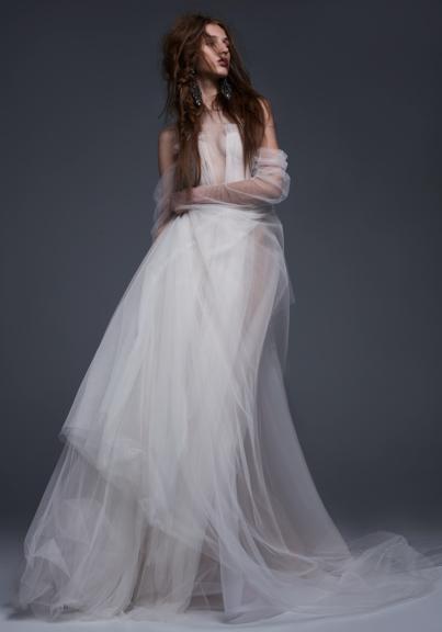 VERA WANG: Spring 2018 Bridal Collection
