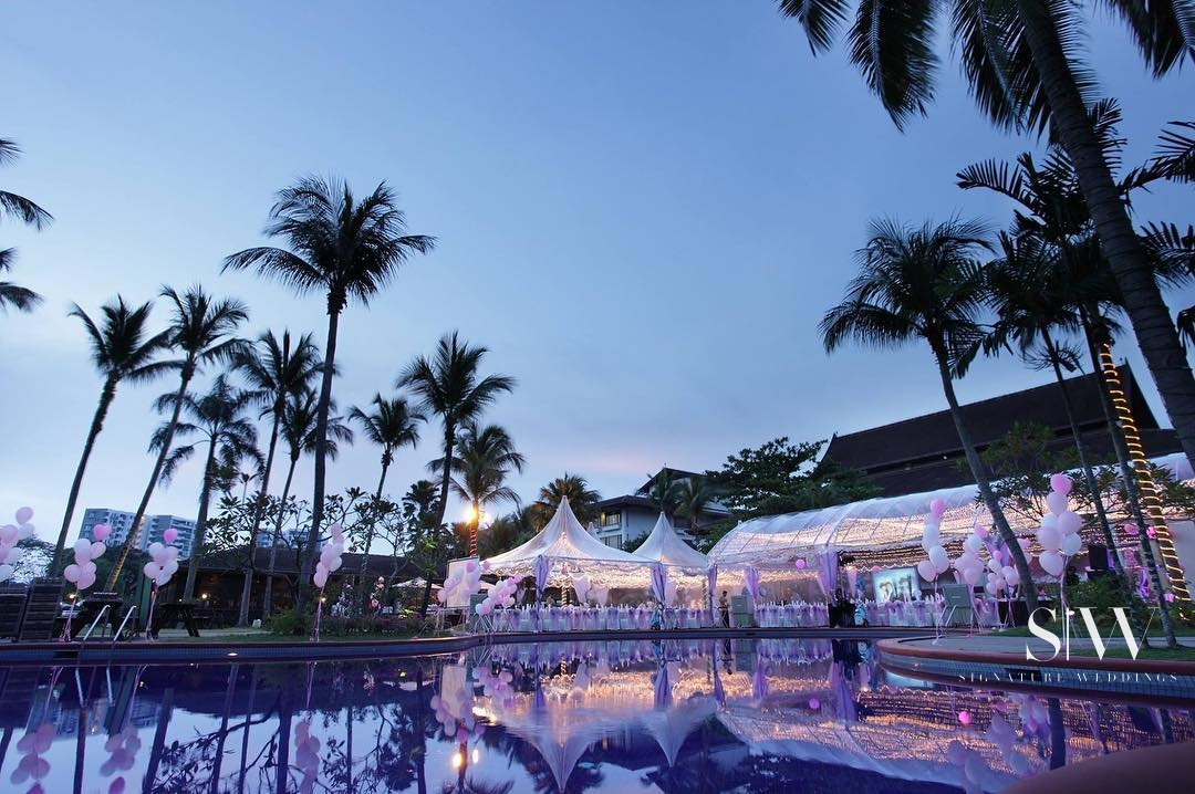 8 Best Outdoor Wedding Venues In And Around Kuala Lumpur