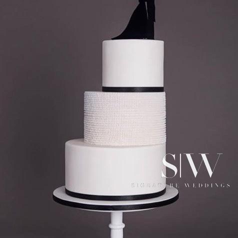 10+ Monochrome Wedding Ideas