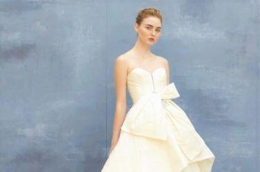 AMSALE Fall 2018 Wedding Dress Collection—New York Fashion Week