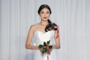 wedding-dresses, style-fashion, lookbook - ANNE BARGE Fall 2018 Bridal Collection—New York Fashion Week