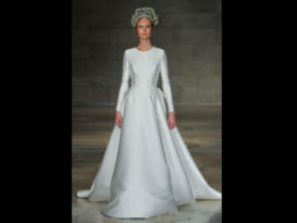 Reem Acra Fall 2018 Bridal Collection – New York Bridal Fashion Week (1 (22)