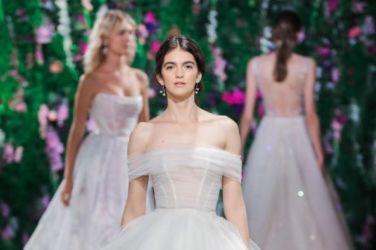 GALIA LAHAV Fall 2018 Bridal Collection—New York Fashion Week
