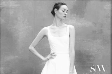 wedding-dresses, style-fashion, lookbook - AMSALE Fall 2018 Wedding Dress Collection—New York Fashion Week